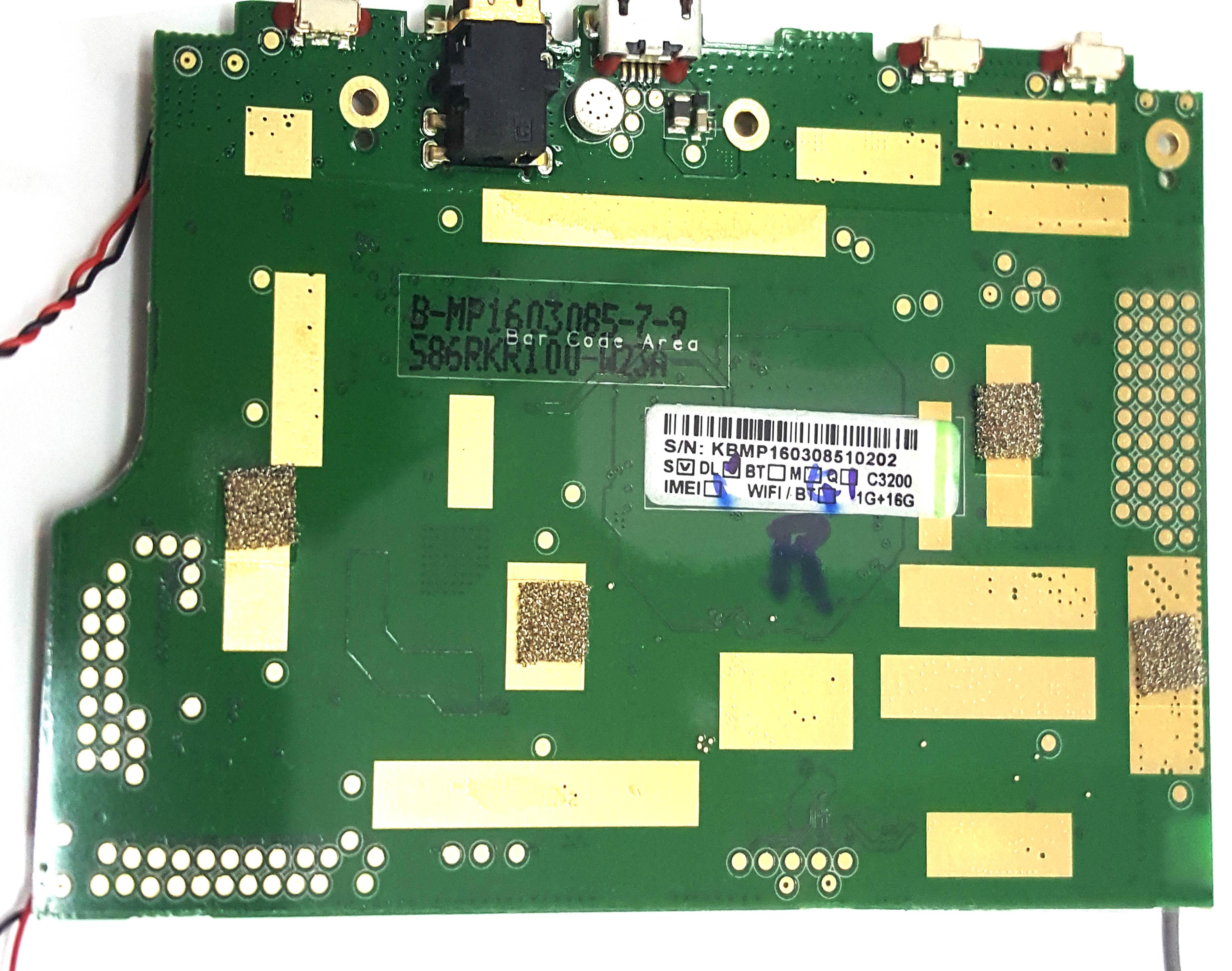 Firmware ROM Tablet Epik ZFN-ELT0703 Intel + FRP
